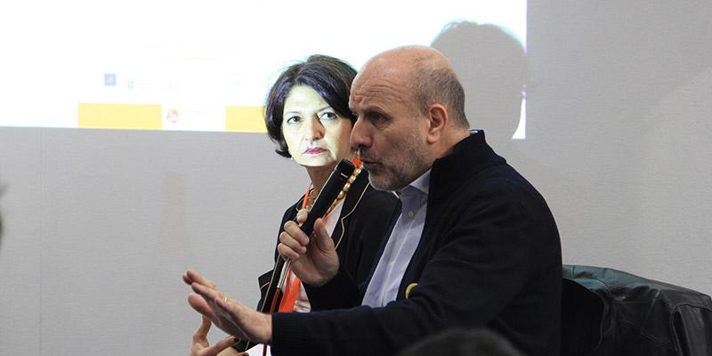 Metro Adapt partners at Fa la Cosa Giusta fair – pushing for adaptation strategies adoption and dissemination