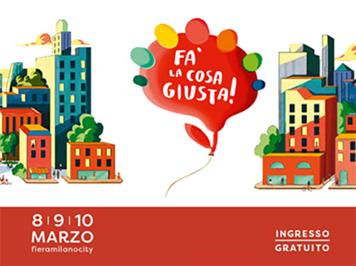 Metro Adapt partners at Fa la Cosa Giusta fair – pushing for adaptation strategies adoption and dissemination
