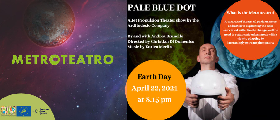 April 22 at 8:15 pm: Celebrate the Earth Day with us!