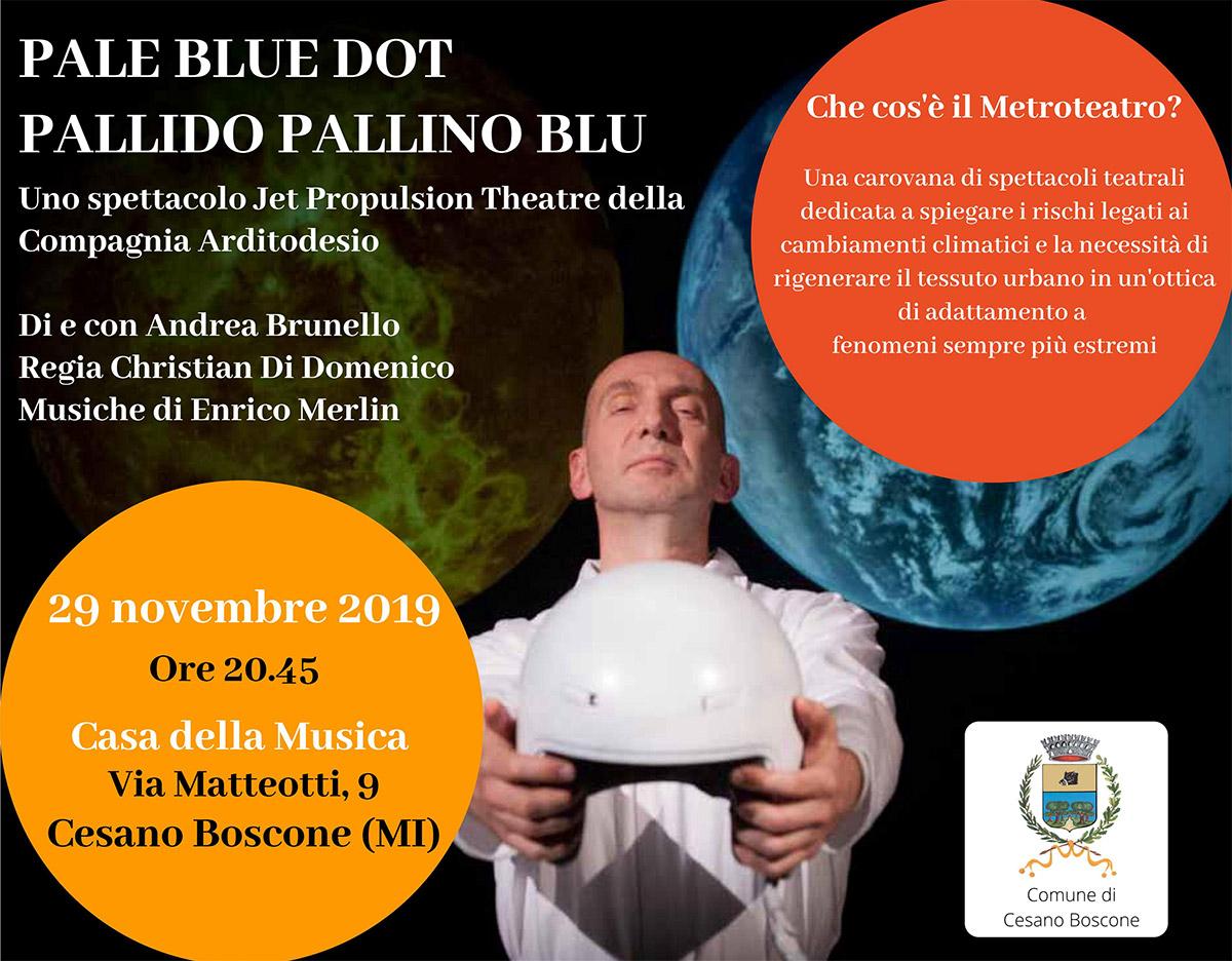 PALE BLUE DOT: PALE BLUE DOT, il viaggio continua