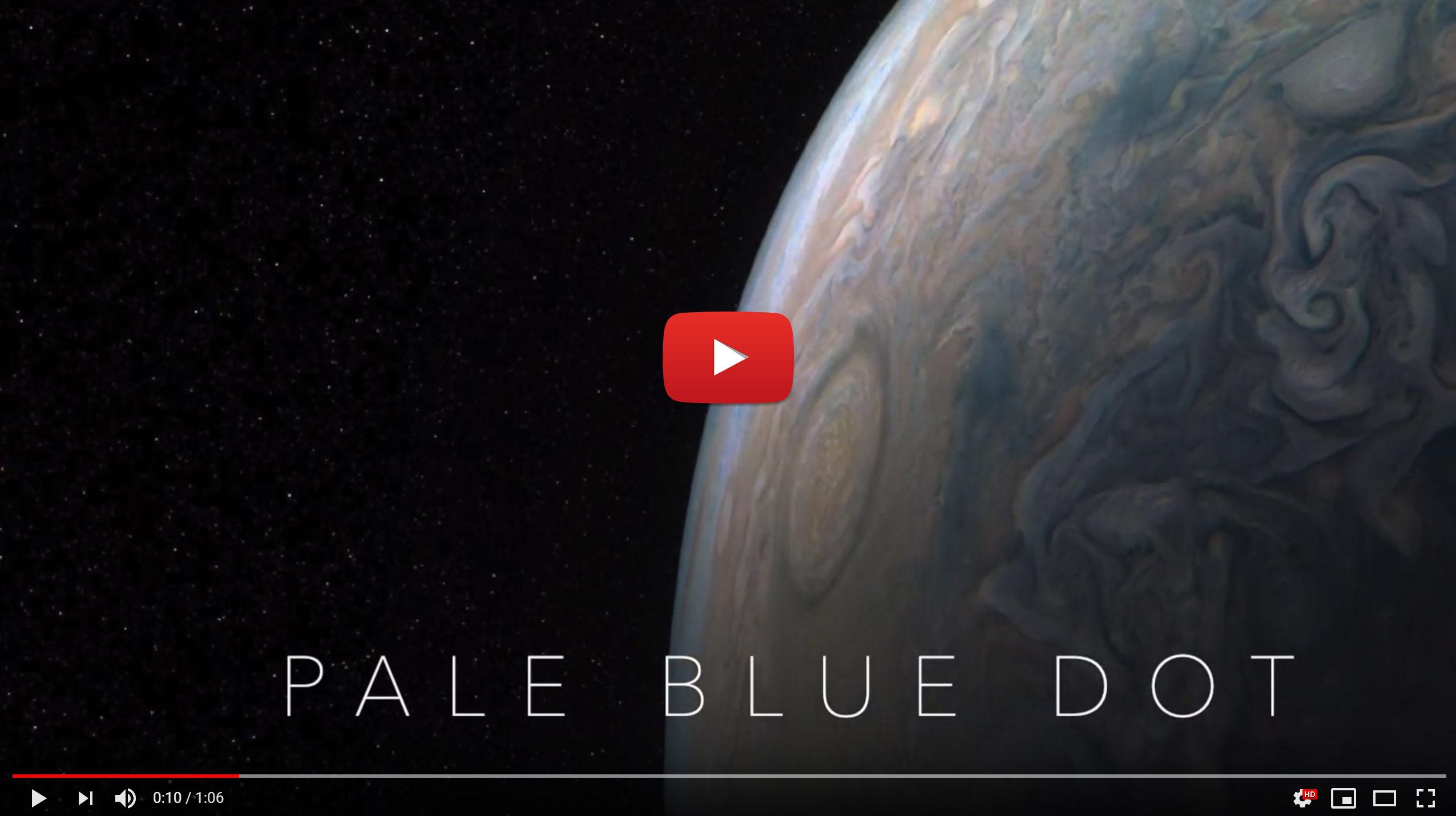 PALE BLUE DOT – PALLIDO PALLINO BLU (Trailer)